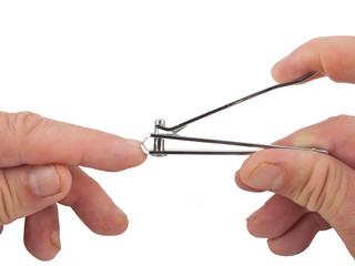 Clipping nail
