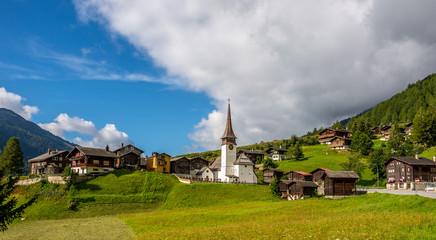 View at the Grafschaft village