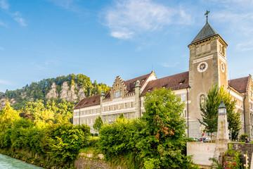Building Landesgericht in Feldkirch