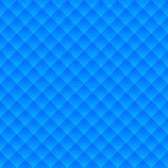 Mavi Arka Plan Geometrik Doku
