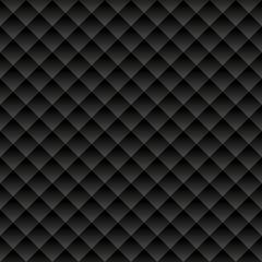 Siyah Arka Plan Geometrik Doku