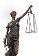 canvas print picture - Justitia