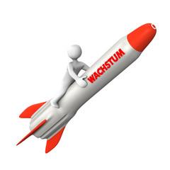 Manikin Rocket Growth