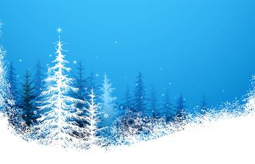 snowcapped scenic