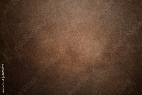 Foto op Canvas Stof Brown leather texture background