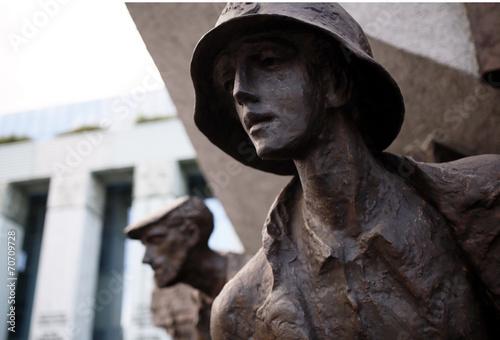 Warsaw Uprising Monument - 70709728