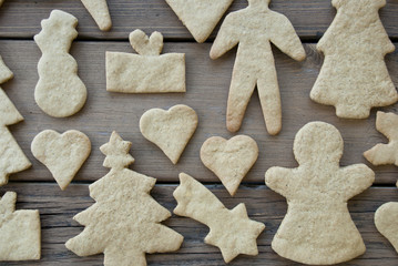 Ginger Bread Texture