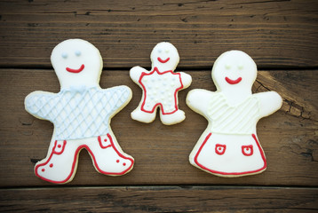 The Happy Cookie Family