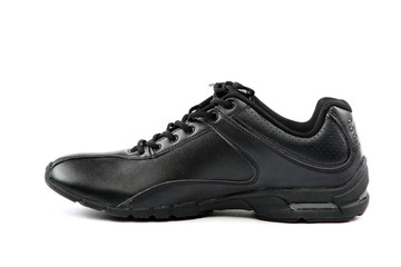 Men's sports shoes. Sneakers on a white background.