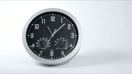 Clock Fast Time Lapse