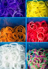 Loom Gummibänder Farben