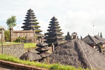 Besakih temple on Bali