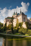 Slovakia castle Bojnice