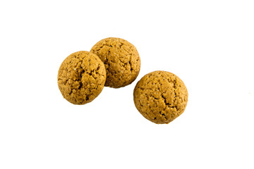 Dutch ginger cookies called pepernoten