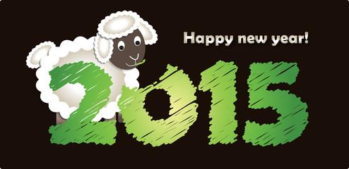 2015 Chinesisches Jahr des Schafes
