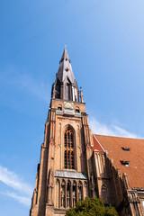 Kirche- MarienKirche in Chjona