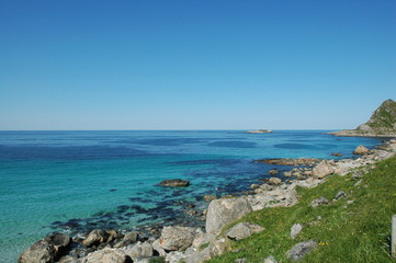 Coast of the North Sea, Lofotens
