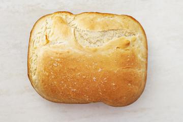Petite white homemade bread