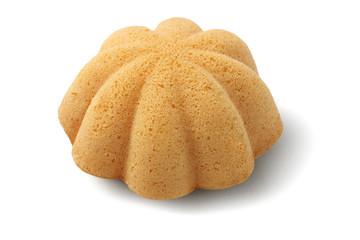 Floral Shape Sponge Cake