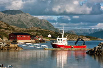 norway ship