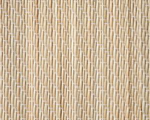 Bamboo mat, closeup detailed background photo texture