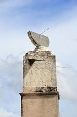 Sundial in Dominicana