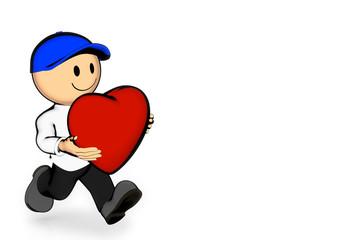 mit Herz laufen