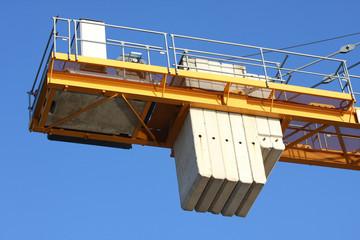 Crane platforme