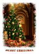 Christmas Gifts, 3d CG