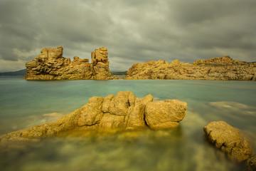 Le littoral de la Corse