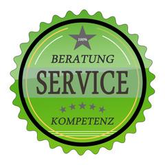 ql30 QualityLabel - Beratung Service Kompetenz - grün g1805