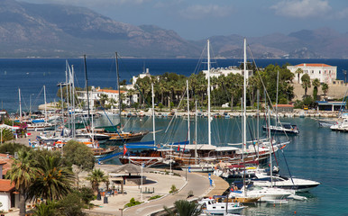 Datca Town