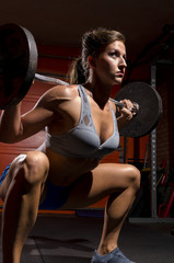 Close squat