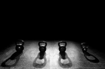 4 kettle bell © Mark