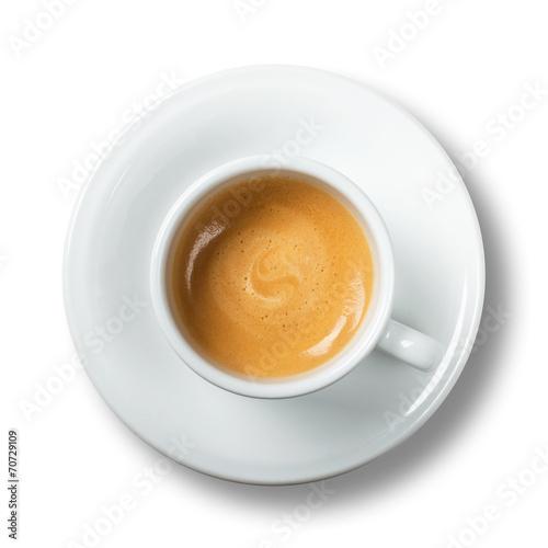 Leinwandbild Motiv Caffè espresso