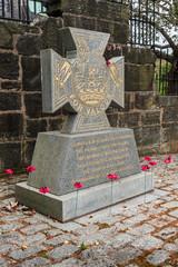 War memorial Victoria Cross