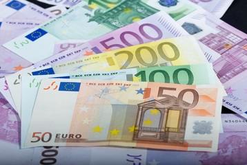 Euroscheine 50-500