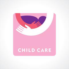 child care vector