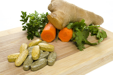 Vitamins and Vegis