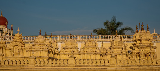 Amba Vilas palace de Mysore