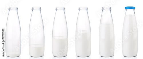 Milk bottle - 70731980