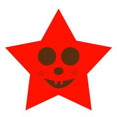 Halloween estrella star