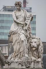 Monument voor de Martelaars van de Omwenteling van 1830 Brussel