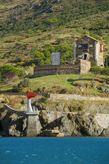 Coastal fortification in French Mediterranean