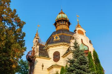 Hanavsky-Pavillon in Prag