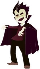 vampire d'halloween