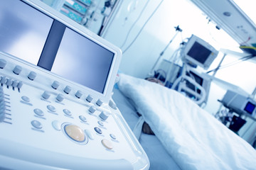 Electronic equipment in the hospital