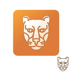 Big cat icon