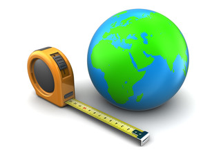 earth measure