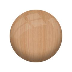 Boule de bois